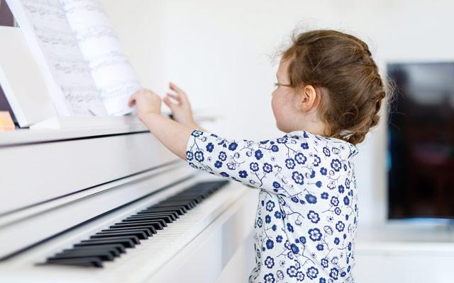 Klavir za otroka