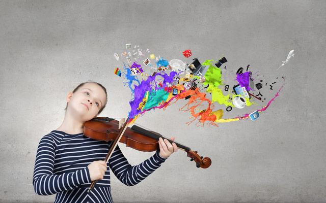 Violina za otroka