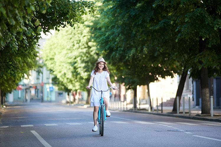 Izbira mestnega kolesa