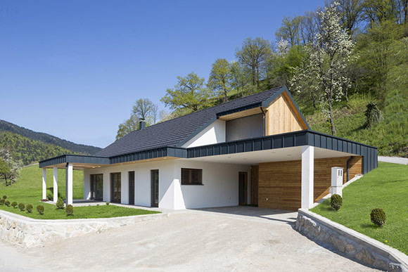 Hiša Ljubno
