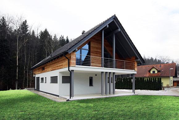 Hiša Pangrščica
