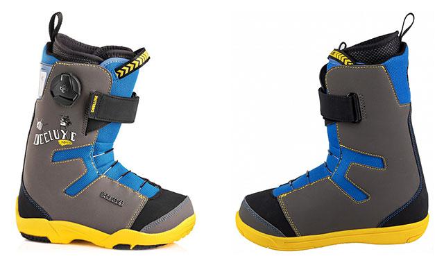 Otroški snowboard čevlji Deeluxe Junior Multi (2020)