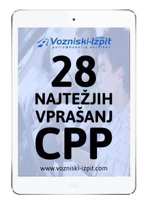 28 najtežjih CPP vprašanj
